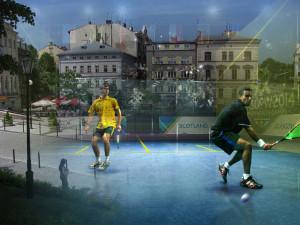 Squash w Bielsku-Białej - Plac Chrobrego