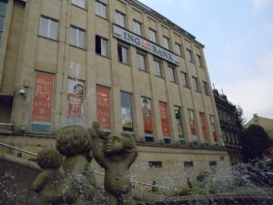 Bank ING na Placu Chrobrego w Bielsku-Białej