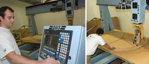 Operator obrabiarek CNC