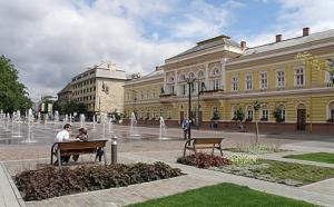 Szolnok - Bielsko-Biała - miasta partnerskie