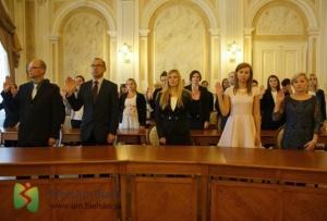 Ślubowanie nauczycieli - Bielsko-Biała