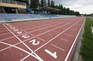 Wapienica Stadion lekkoatletyczny