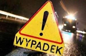 Wypadek na S1 - Bielsko-Biała