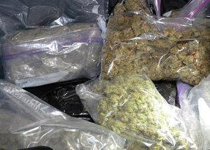 Marihuana kolejne zatrzymania
